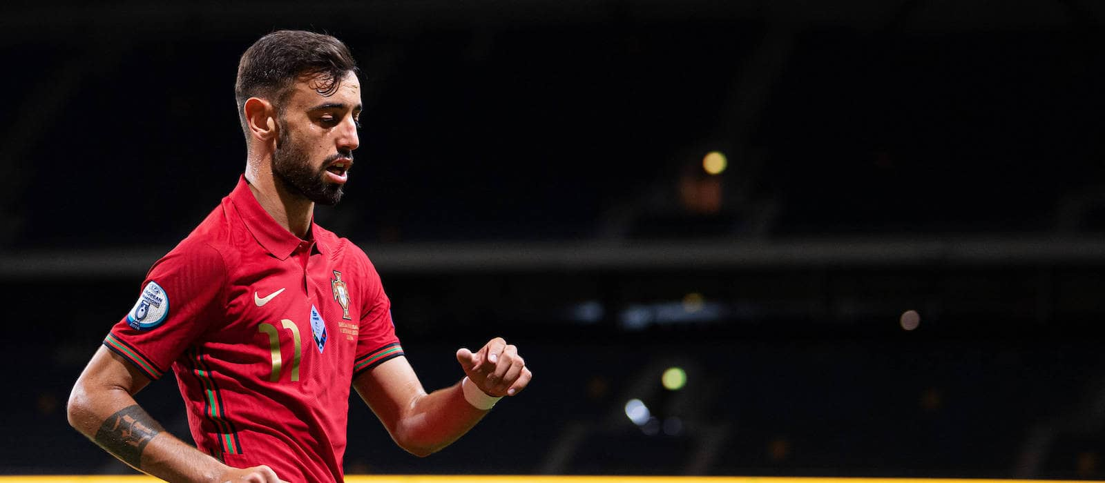 Fans delighted by Bruno Fernandes' response to accusations