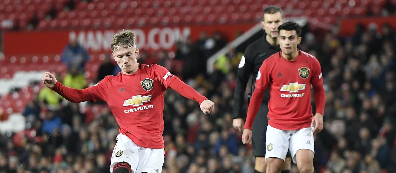 Manchester United youngster could face early promotion