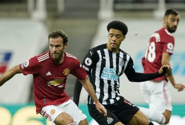 Juan Mata's brilliant statistics in big win over Newcastle United