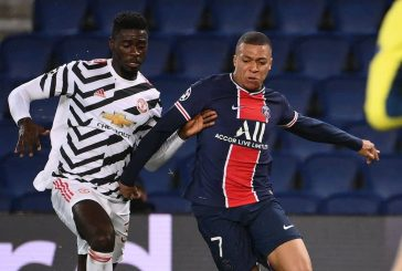 Rio Ferdinand lauds Axel Tuanzebe for solid display vs PSG