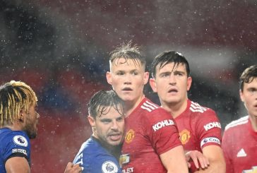 Victor Lindelof the only positive in draw draw with Chelsea