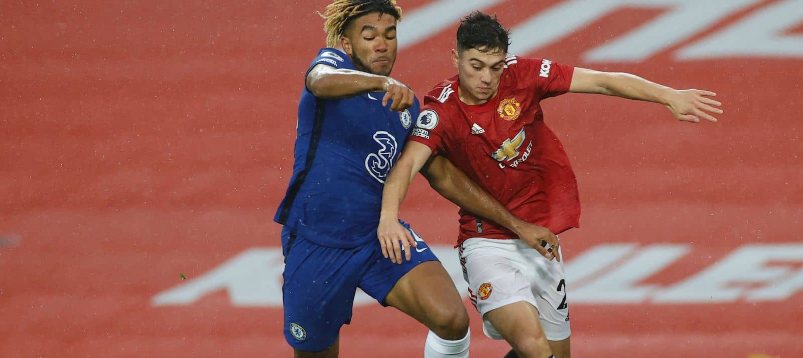 Fans do not understand why Dan James was in Man United's starting XI vs Chelsea
