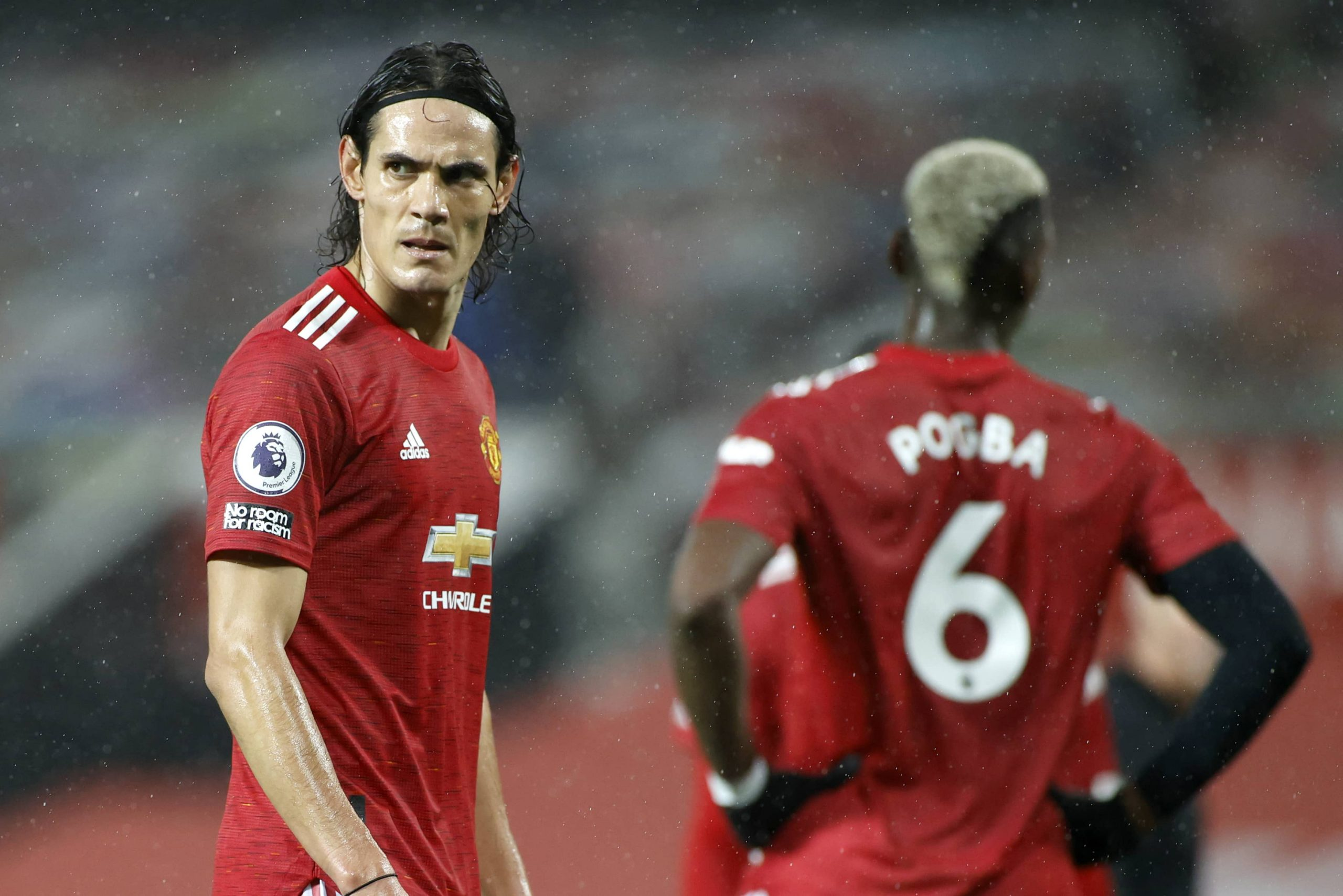 photo gallery edinson cavani s man united debut vs chelsea the peoples person