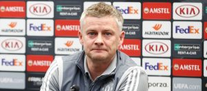 'It would be an upset': Solskjaer plays down United's chances of beating Liverpool
