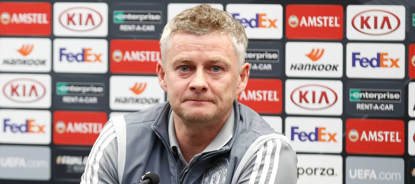 Brace yourself: Ole Gunnar Solskjaer needs a miracle over the coming month