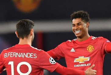 Marcus Rashford otherworldly during win over RB Leipzig