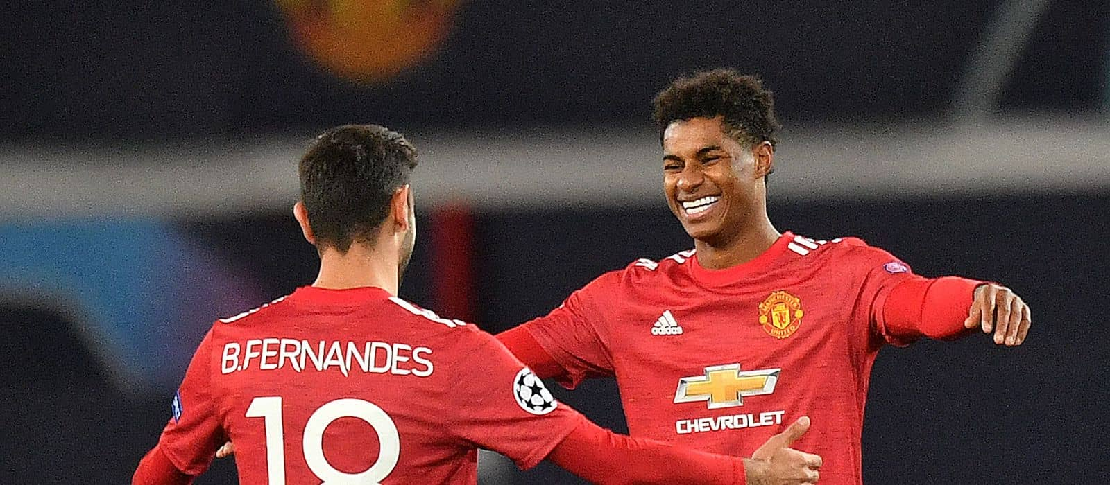 Manchester United fans in awe of Marcus Rashford's performance vs RB Leipzig