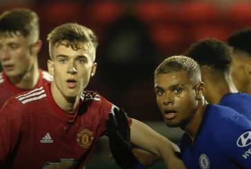 Man United lose to Chelsea in FA Youth Cup semi-final