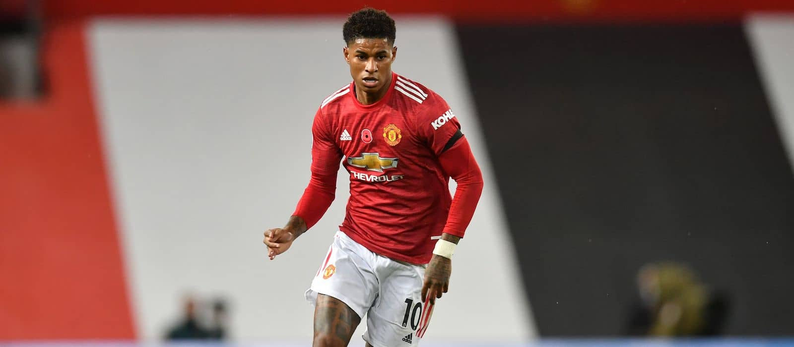 Marcus Rashford Manchester United Players Wallpaper 2020 Marcus Rashford Wows Fans With What He Keeps Under The