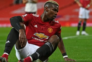 Didier Deschamps insists Paul Pogba is at discomfort with Manchester United
