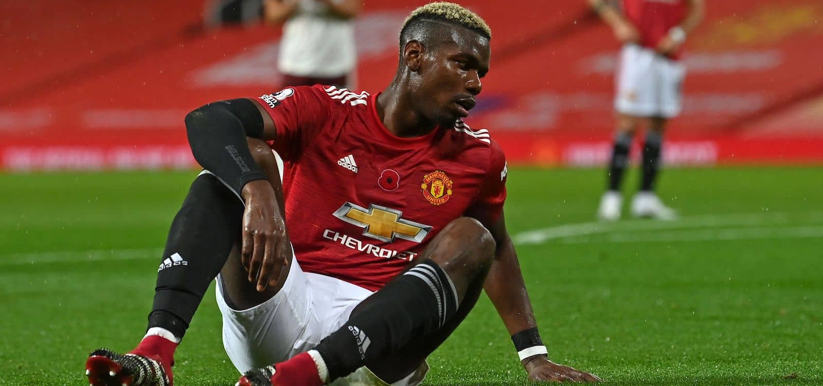 Paul Pogba – struggling for form, or not trying? The statistics