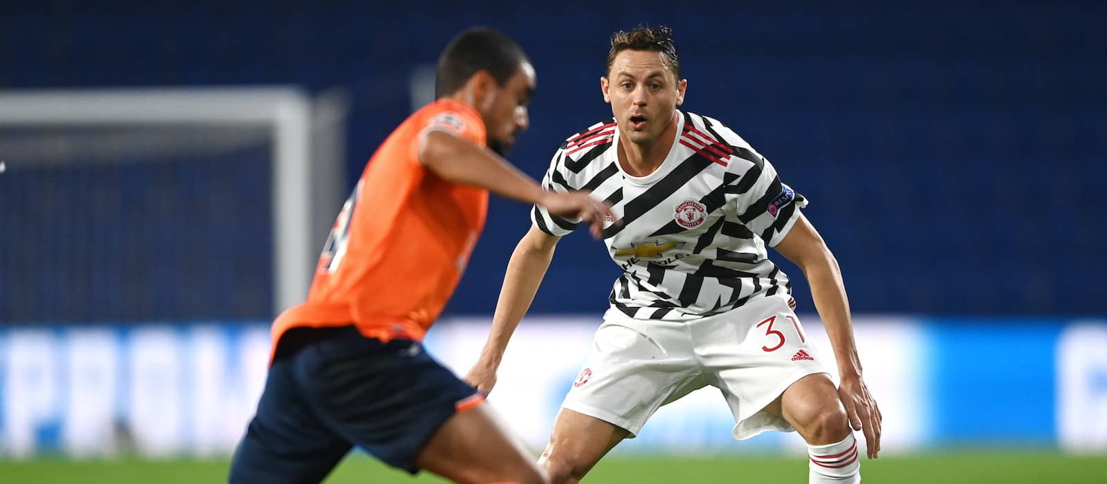 Statistics show Nemanja Matic rolled back the years vs Southampton