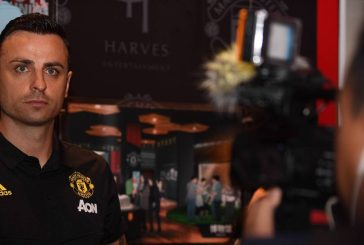 Dimitar Berbatov warns of 'real embarrassment' for Man United