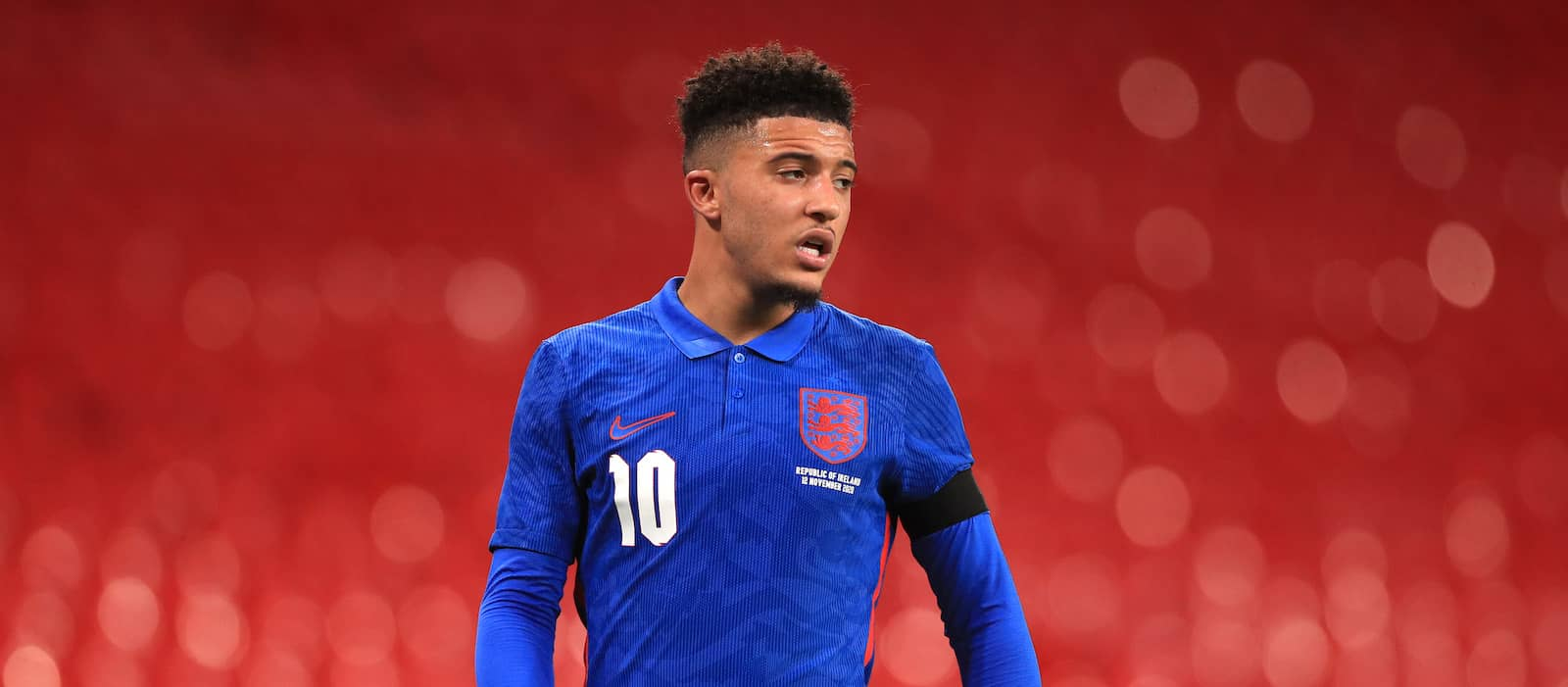 Man United were never in for Jadon Sancho this summer
