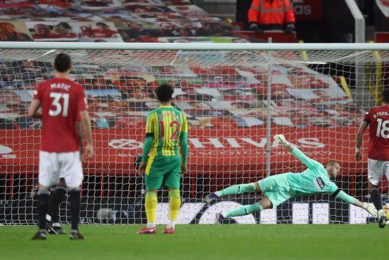 Man United are awarded far fewer penalties since Jurgen Klopp's comments