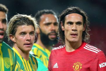 Manchester United fans react to Edinson Cavani's performance vs Istanbul Basaksehir