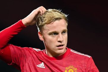 Donny van de Beek wanted by Serie A giants