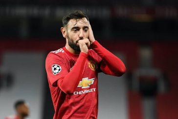 Bruno Fernandes takes the plaudits in amazing Champions League performance