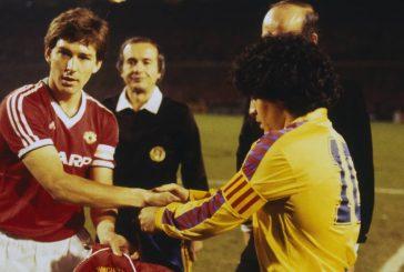 Manchester United stars pay tribute to Diego Maradona