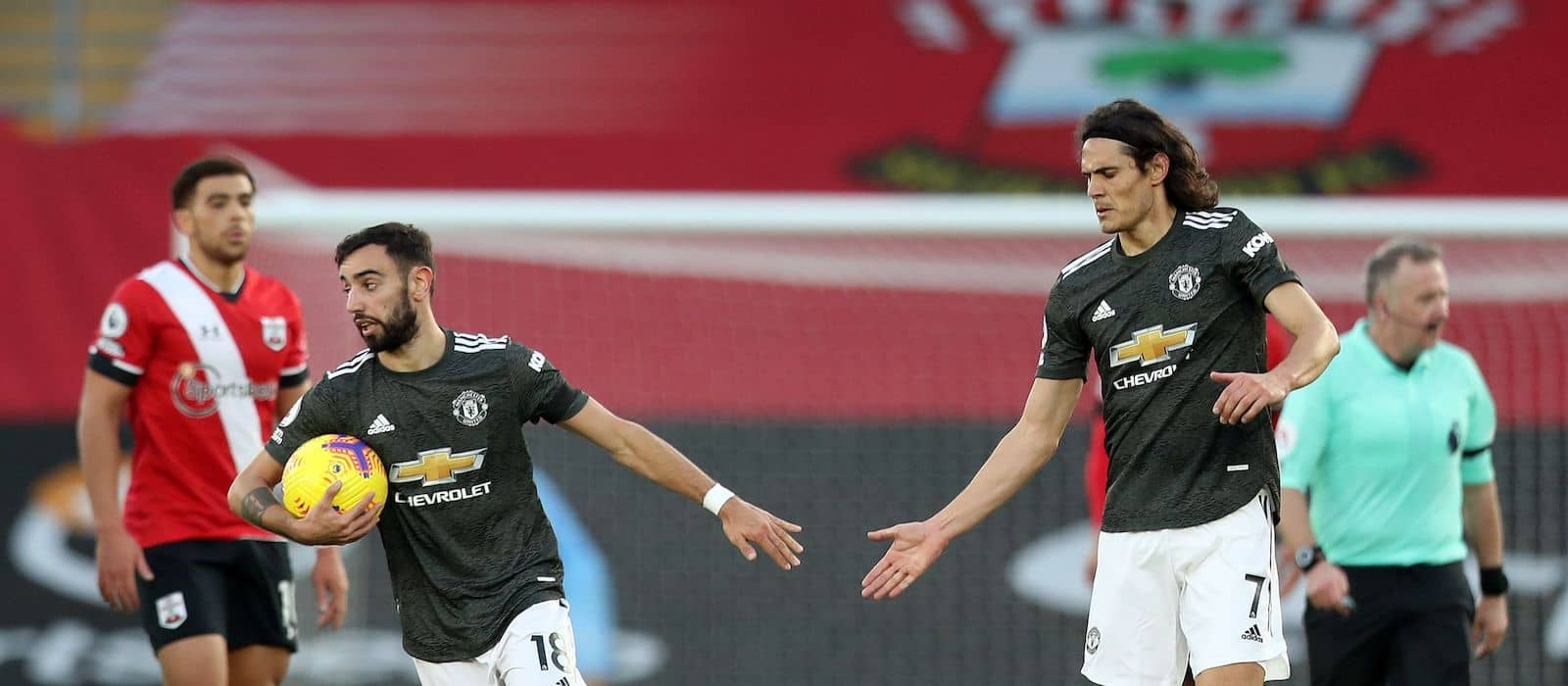 Rio Ferdinand revels in Edinson Cavani praise after brilliant Southampton
