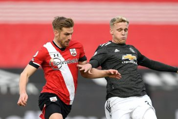 Manchester United fans loved Donny van de Beek's performance vs Southampton