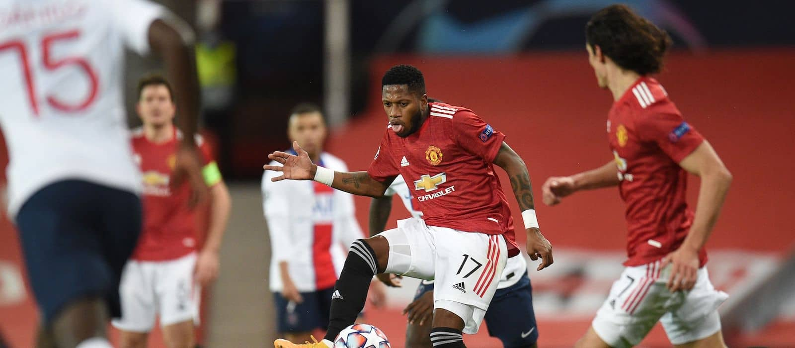 Ole Gunnar Solskjaer insists Fred did not deserve second yellow