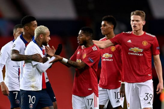Stats show Scott McTominay and Fred overzealous in clash vs PSG