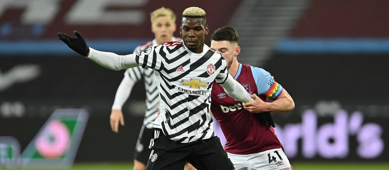 Fans' player ratings: West Ham United 1-3 Manchester United