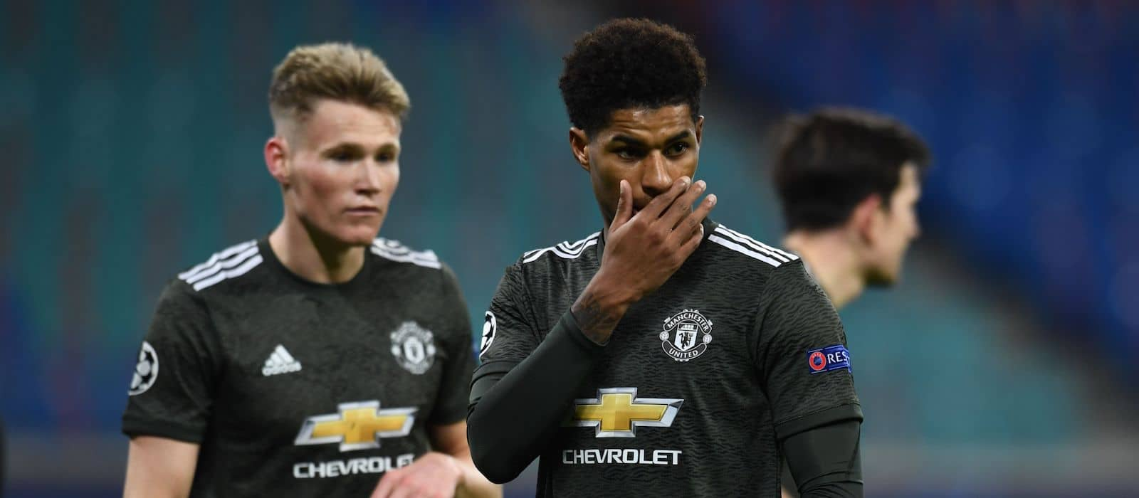 Marcus Rashford hopes to be at Manchester United for a long time