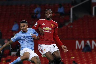 Aaron Wan-Bissaka vs Luke Shaw: whose passing was better vs Man City?