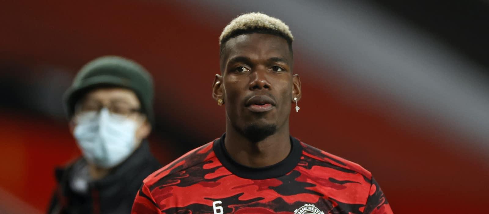 Ole Gunnar Solskjaer responds to question on Paul Pogba's future