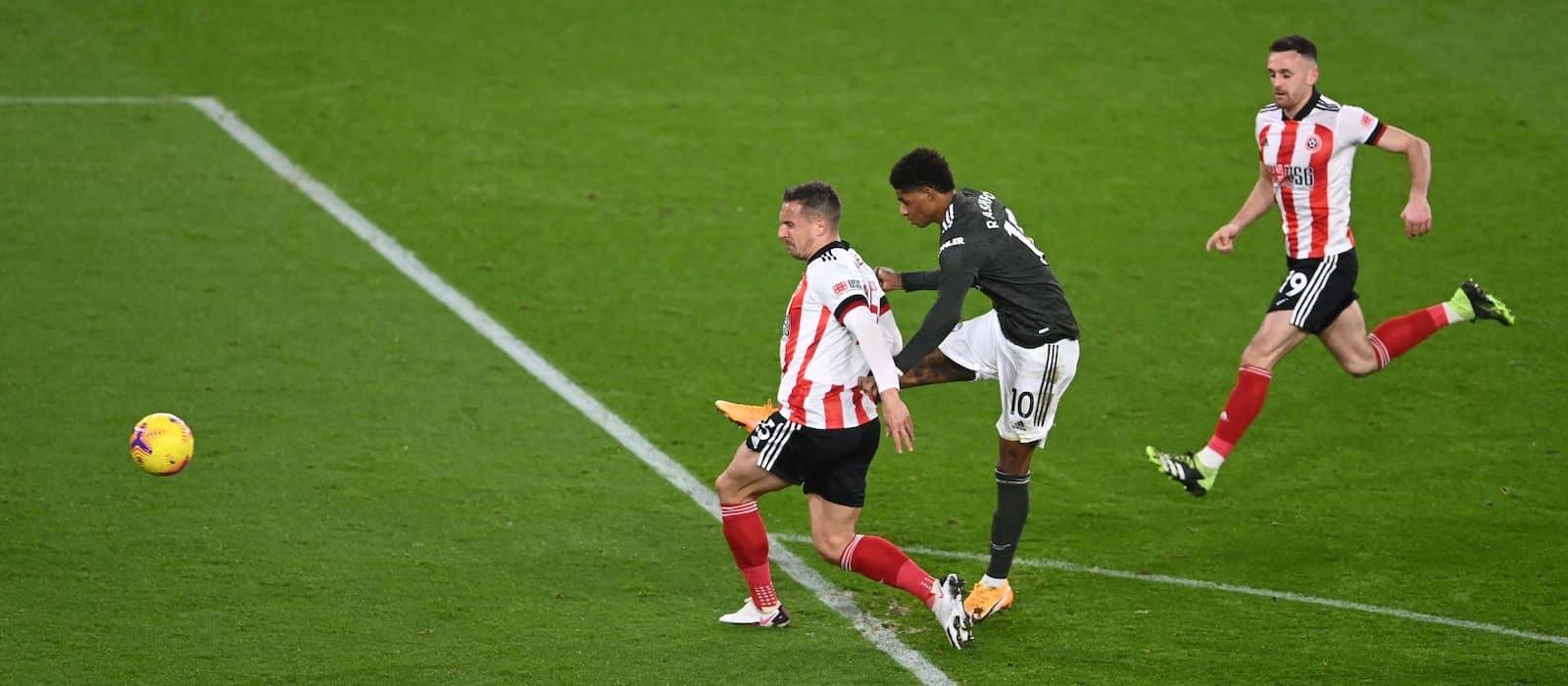 'Different class'- Manchester United fans praise Marcus Rashford's performance