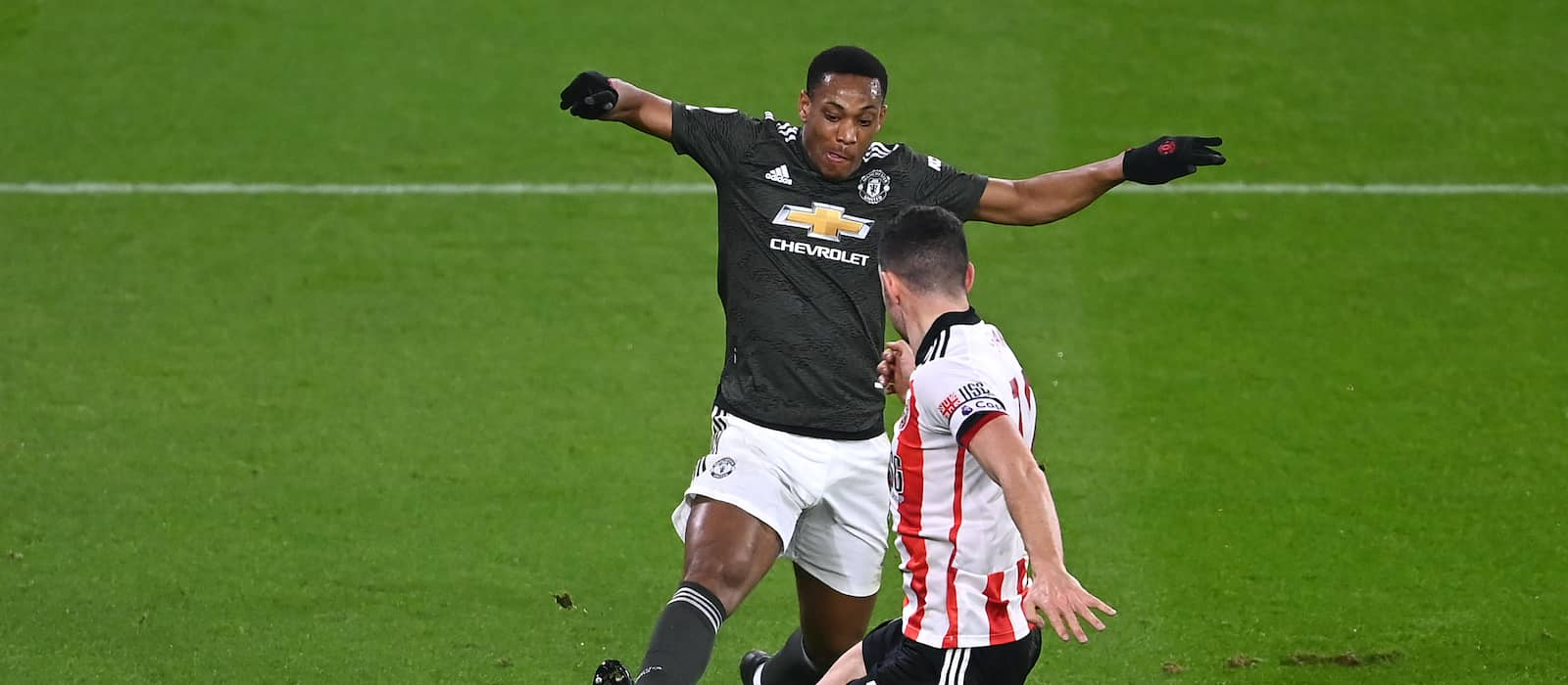 Man United set new Premier League record after Sheffield United victory