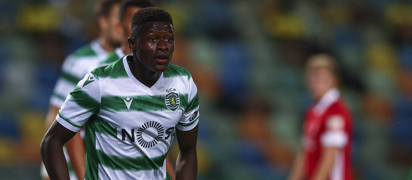 Manchester United turn to Sporting Lisbon's Nuno Mendes as latest young signing