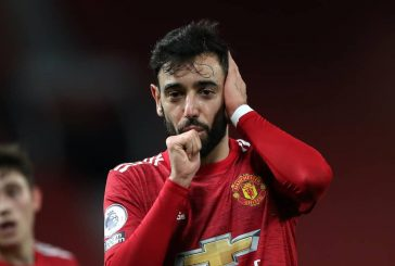 Bruno Fernandes not a big game player, claims The Athletic