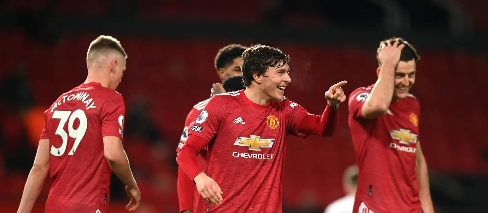 Victor Lindelof rises to the occasion vs West Ham