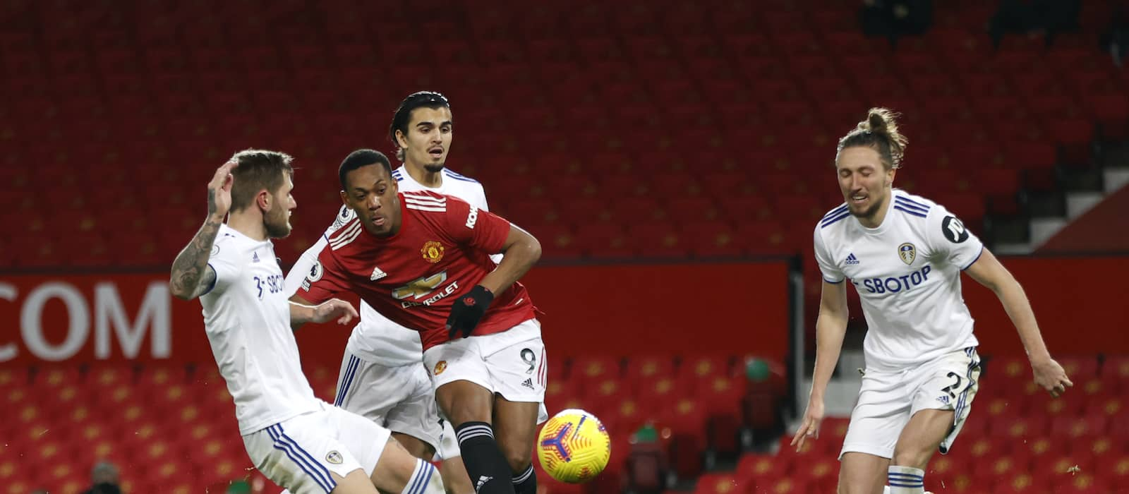 Fans' player ratings: Manchester United 6-2 Leeds United