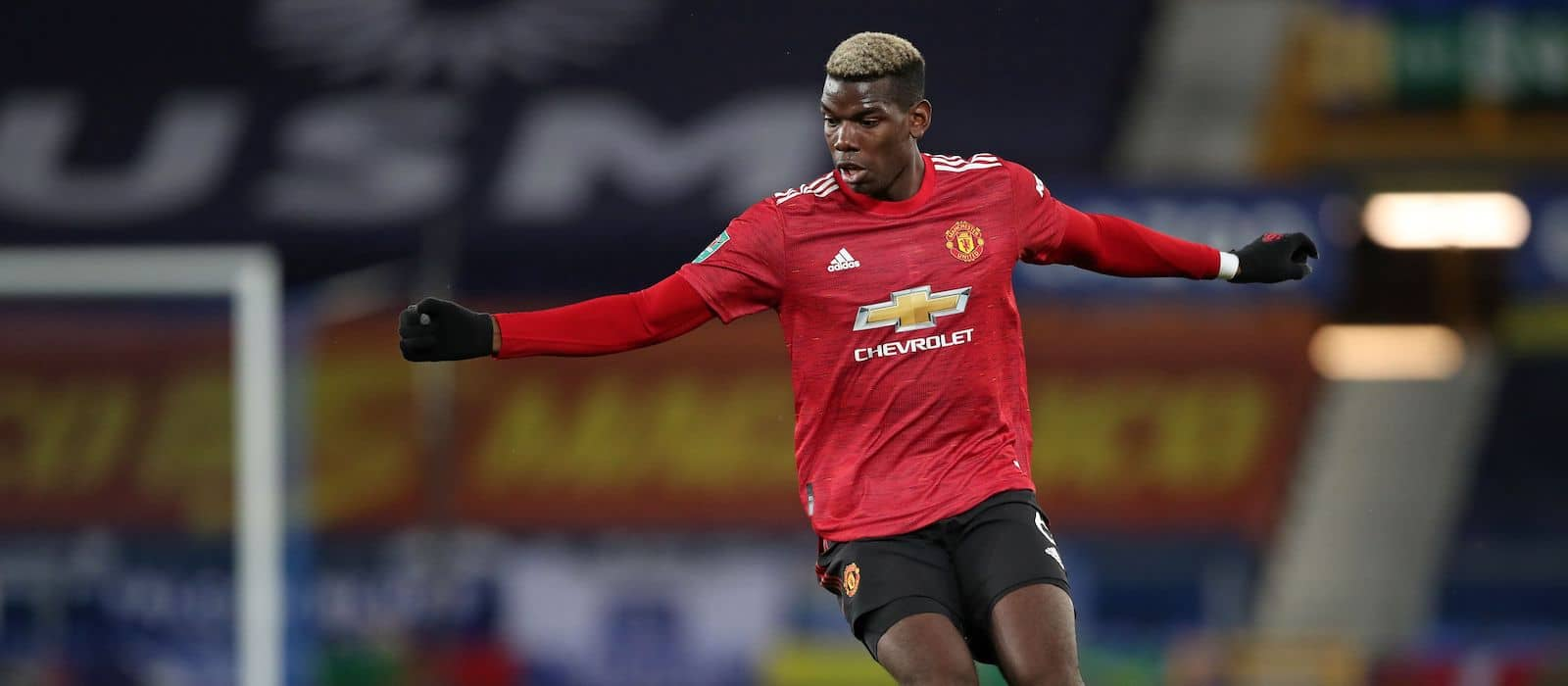 Paul Pogba crucial in Manchester United's engine room vs Everton