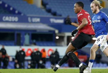 Anthony Martial no longer out-of-form after stunning Everton performance