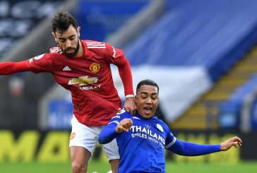 Fans' Player ratings: Leicester City 2-2 Manchester United