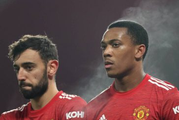 A look at Manchester United's front three's firepower