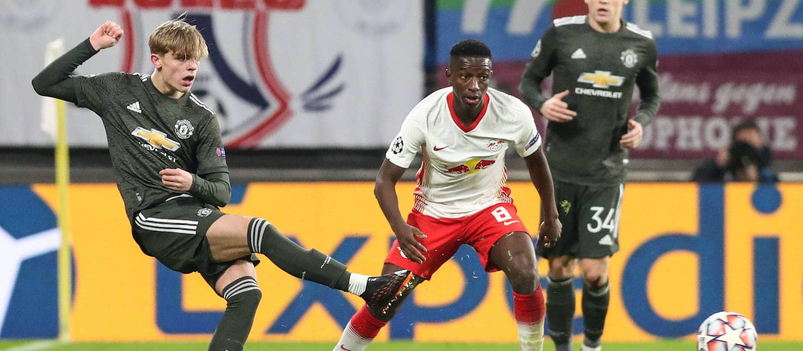 Man United refuse Southampton loan offer for Brandon Williams