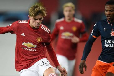 Brandon Williams and Daniel James to stay at Man United
