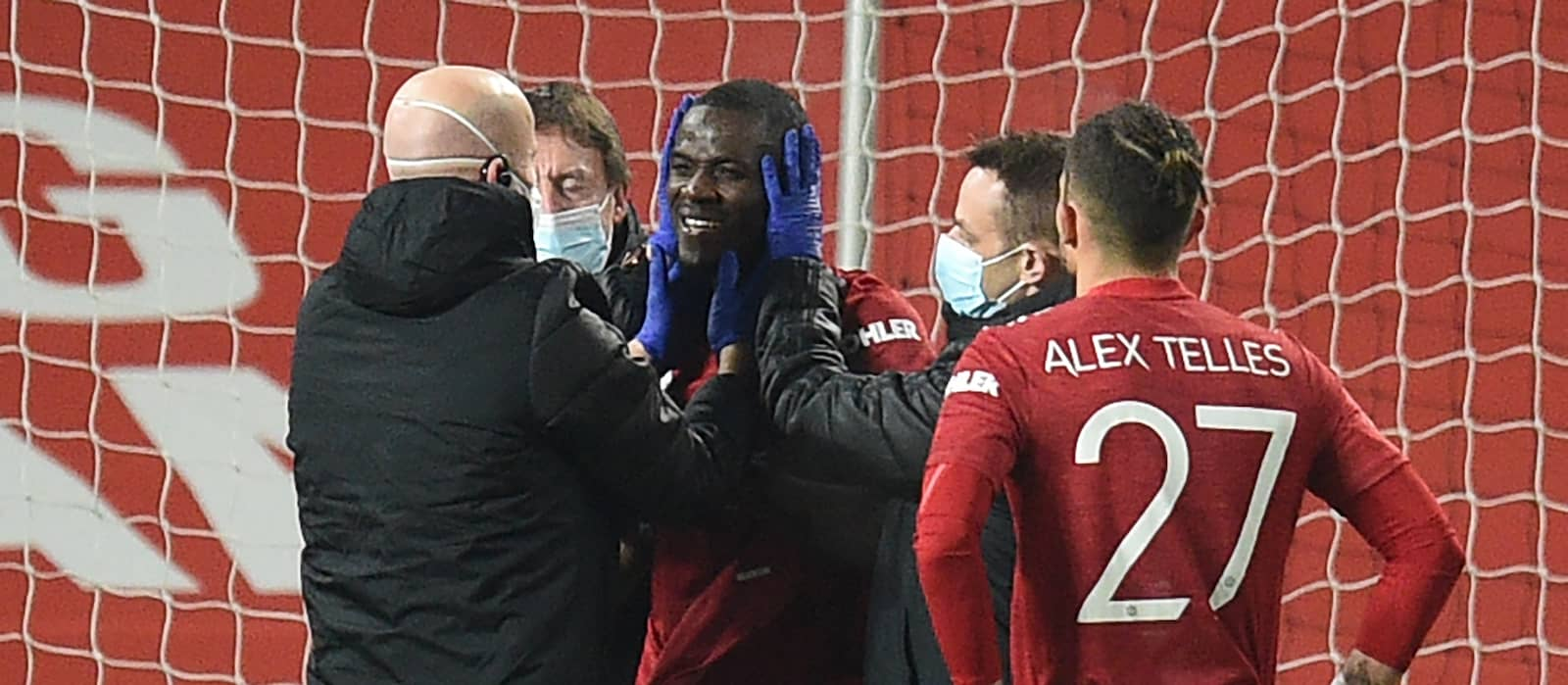 Ole Gunnar Solskjaer clears up Eric Bailly injury after Watford win