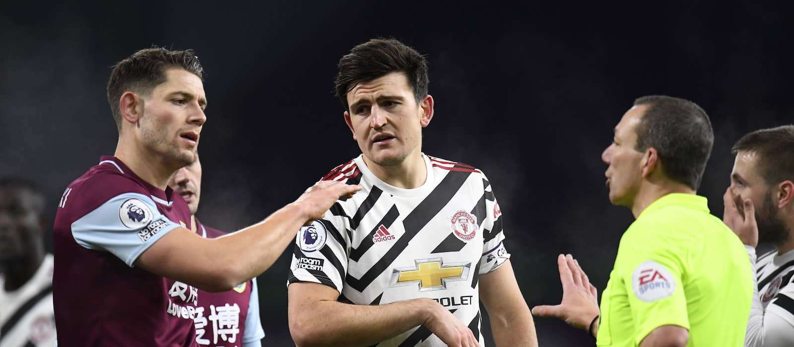 Player ratings: Burnley 0-1 Manchester United
