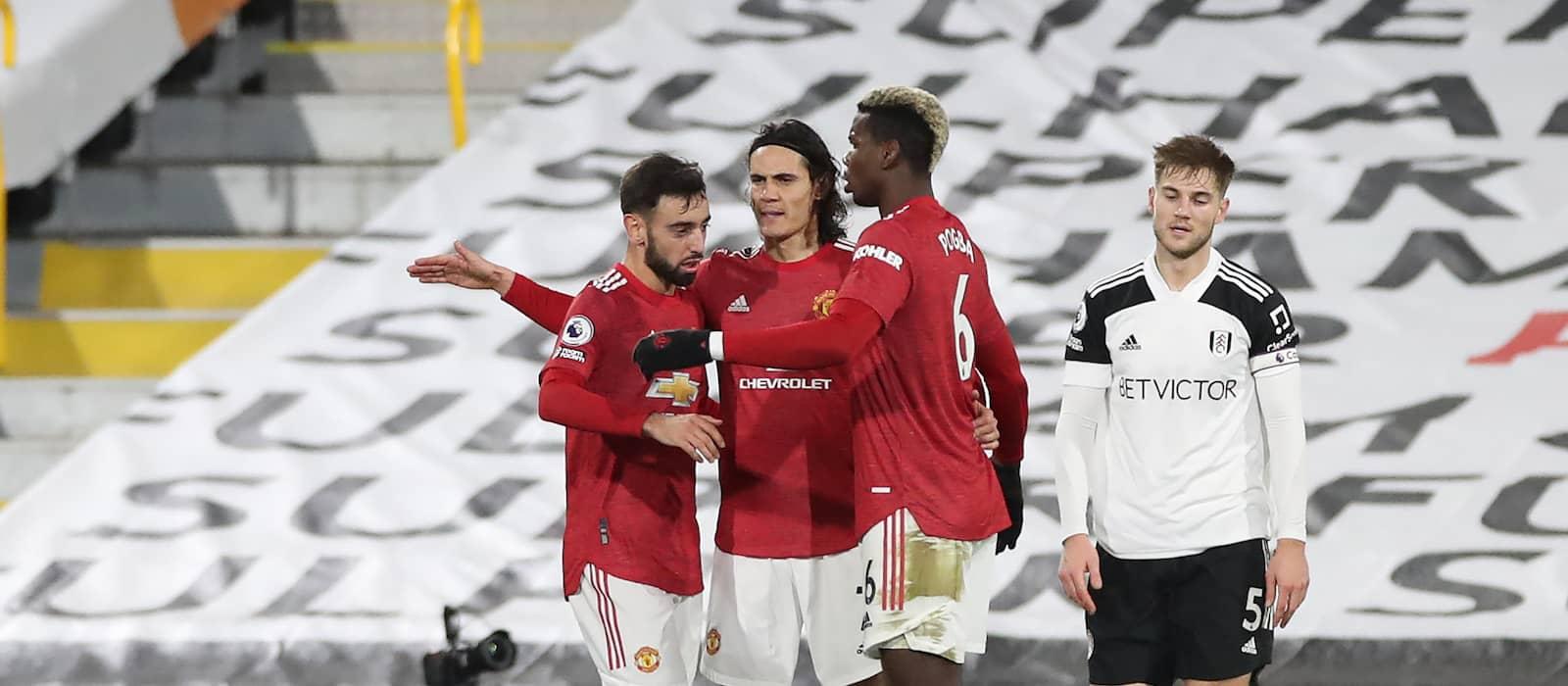 Paul Pogba dismantles Fulham in match-winning performance
