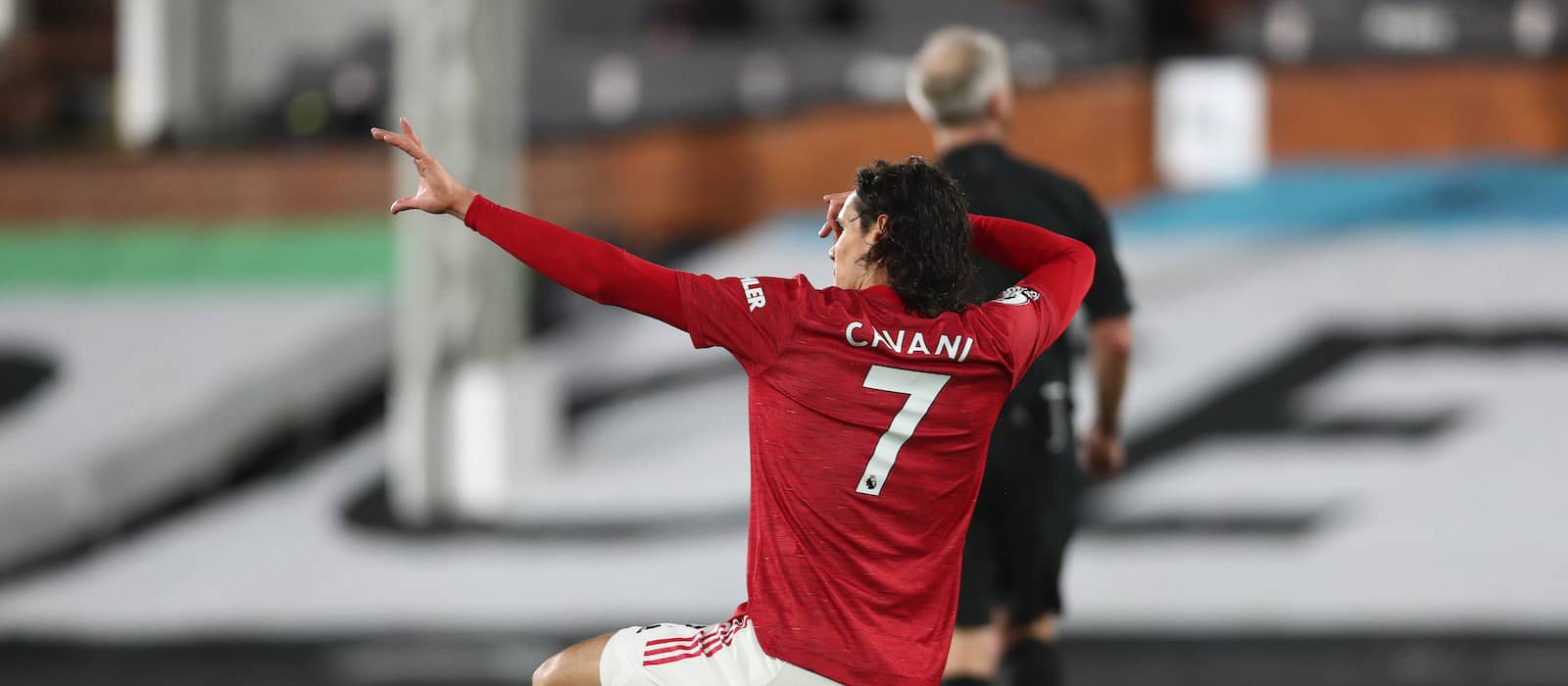 Ole Gunnar Solskjaer: I can go on and on about Edinson Cavani's qualities