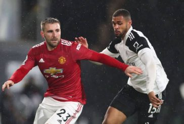 Luke Shaw puts in yet another fine performance vs Fulham