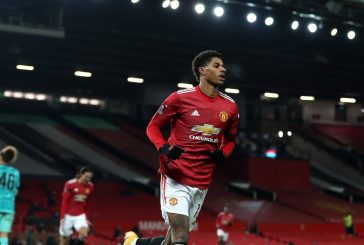 Ole Gunnar Solskjaer clears up Marcus Rashford knock vs Liverpool