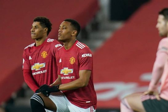 Manchester United attackers put in embarrassing shift vs Sheffield United